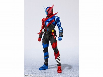 S.H.Figuarts 仮面ライダービルド ラビットタンクフォーム [BEST SELECTION